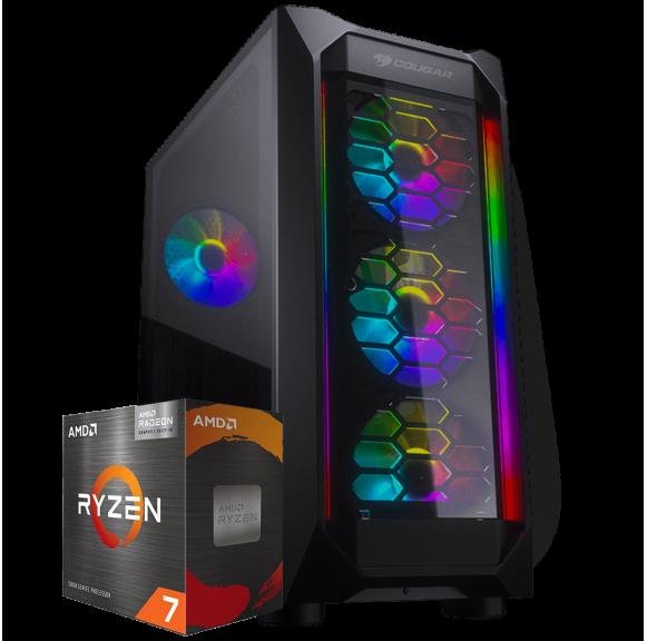Ryzen 7 5700G Build